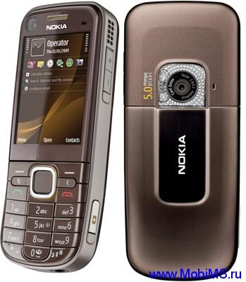 Прошивка для Nokia 6720c RM-424 Gr.RUS sw-032.001