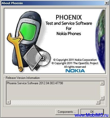 Phoenix Service Software 2012.04.003.47798 Cracked & Original