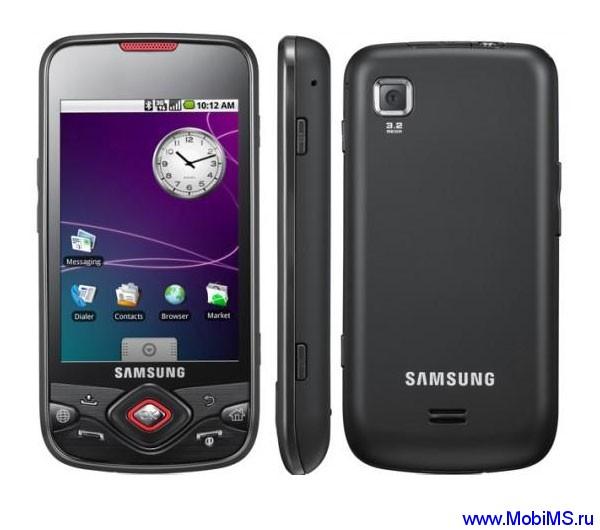 Прошивка I5700XEJB2 для Samsung I5700 Galaxy Spica.