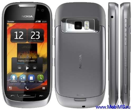 Прошивка для Nokia 701 RM-774 Gr.RUS sw-112.010.1404