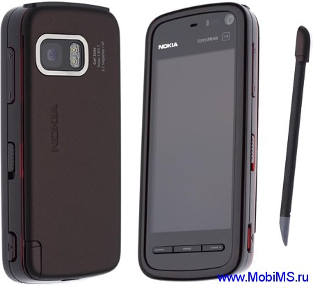Прошивка v.60.0.003 для Nokia 5800 XM (RM-356).