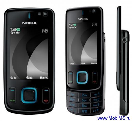 Прошивка для Nokia 6600s RM-414 Gr.RUS sw-06.55 v22.0
