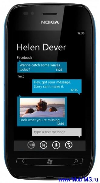 Прошивка  v.12070 для Nokia Lumia 710 (RM-803)