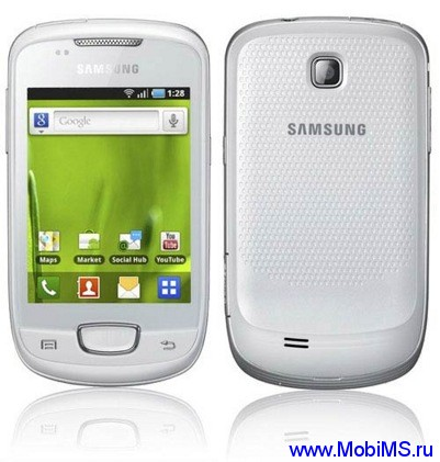 Прошивка S5570iXEKK1 для Samsung S5570i Galaxy Mini