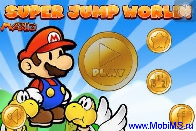 Игра Super Mario Mod v1.1.2 для iPhone , iPod touch , iPad
