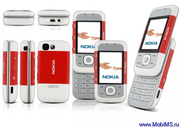 Прошивка для Nokia 5300 RM-146 FW-07.20 Light