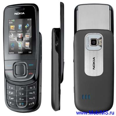 Прошивка для Nokia 3600s RM-352 Gr.RUS sw-7.23 v6