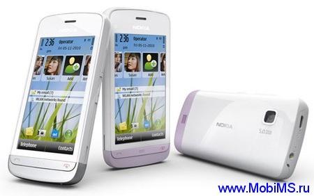 Модифицированная прошивка StartTurboROF Version 3.0 от SOKOL370 для Nokia C5-03 RM-697