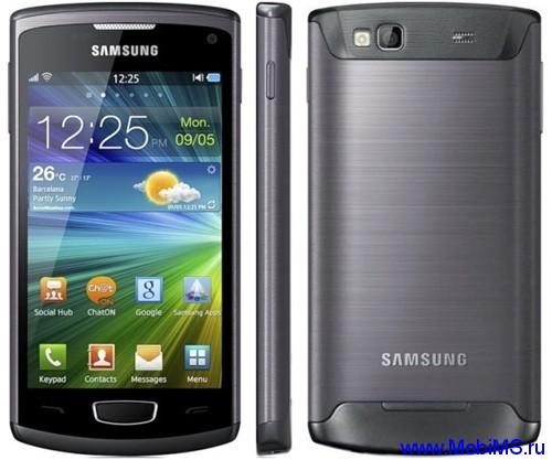 Прошивка S8600XELD1 для Samsung S8600 Wave 3