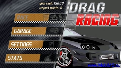 Игра Drag Racing 1.0.1 - Гонки для Android