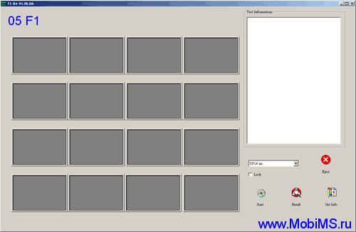 Phison MPTool MP2232 v1.06.00
