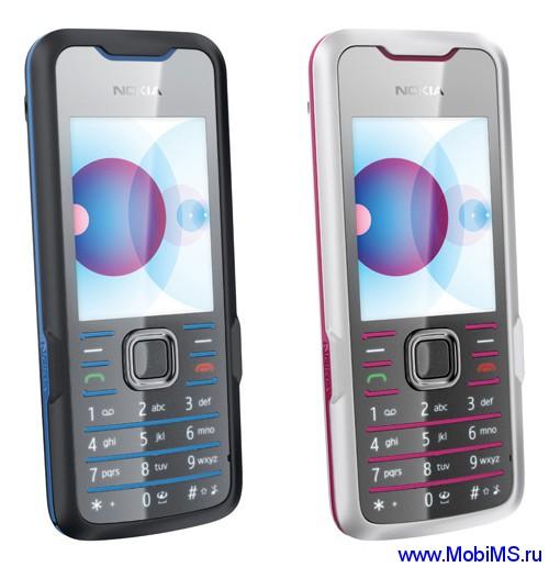 Прошивка для Nokia 7210 Supernova RM-436 Gr.RUS sw-07.23 v7.00
