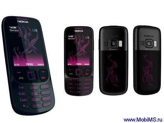 Прошивка для Nokia 6303с RM-443 FW-10.12 Light