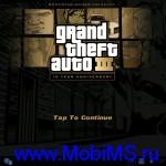 Игра Grand Theft Auto 3 (версия 1.3) для Android