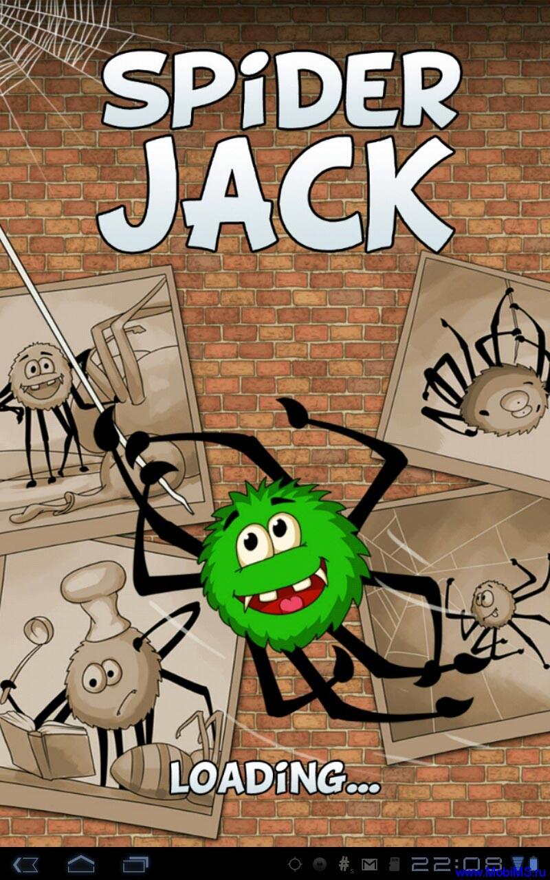 Игра Spider Jacke версии 1.1.2 для Android