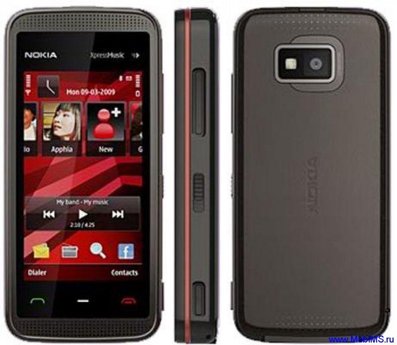 Прошивка v.40.0.003 для Nokia 5530 XpressMusic