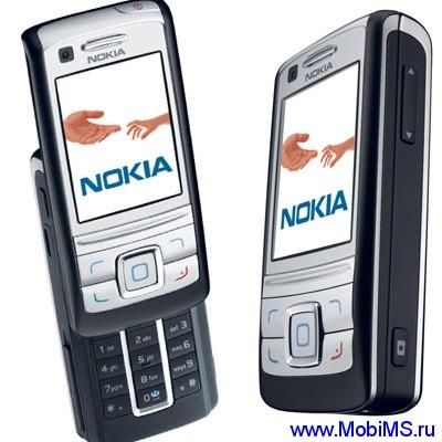 Прошивка для Nokia 6280 6288 RM-78 FW-06.43 Light