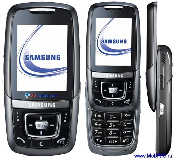 Прошивка D600XEEK2 для Samsung D600