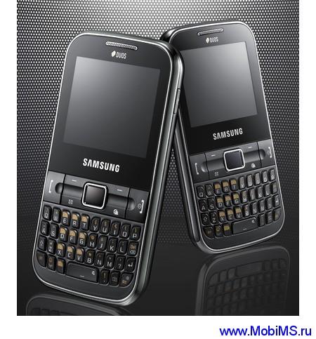 Прошивка C3222XEJL1 для Samsung C3222 Duos Lite