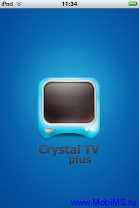 Приложение Crystal TV plus v3.1.350  для iOS