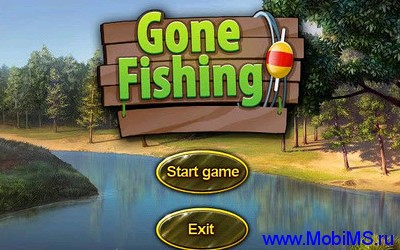 Игра Gone Fishing (2012) версии 1.3.7 для Android