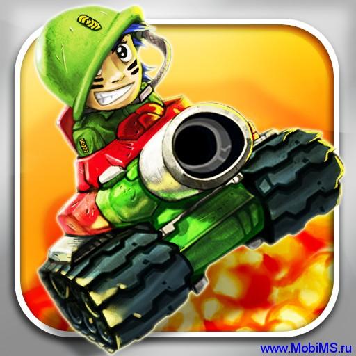 Игра Tank Riders -  Танчики для Android