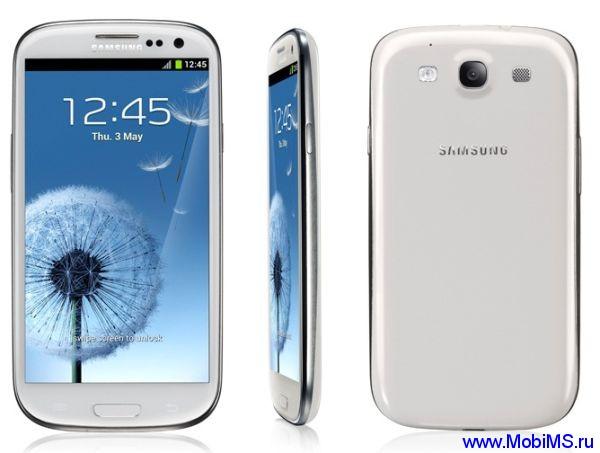 Прошивка I9300XEALF2 Android 4.0.4 для Samsung i9300 Galaxy S III
