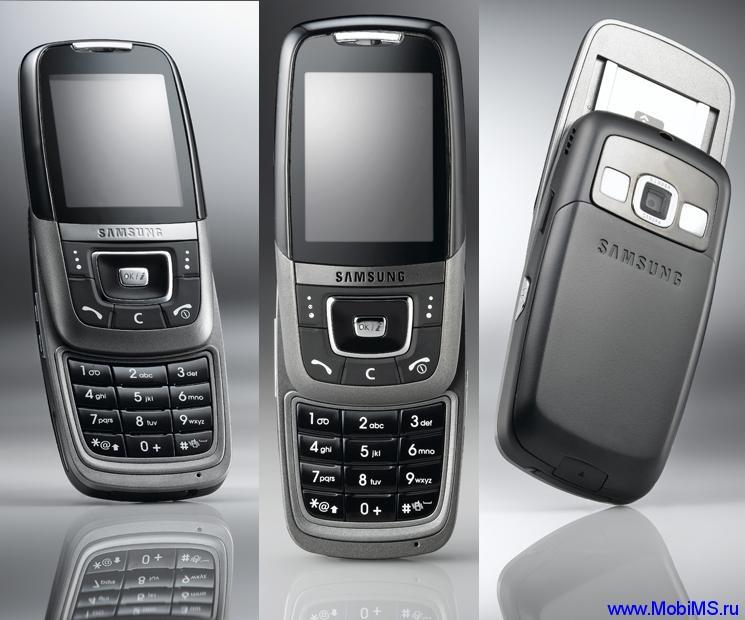 Прошивка D600EXEFA1 by kv62 D900STYLE v.1.1 для Samsung SGH-D600