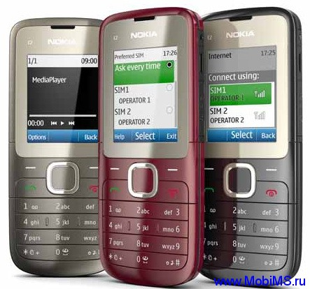 Прошивка для Nokia С2-00 RM-704 Gr Rus sw_03.99