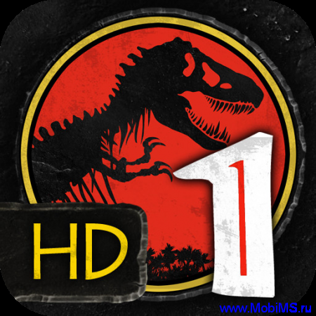 Игра Jurassic Park: The Game 1 HD для iPad 2