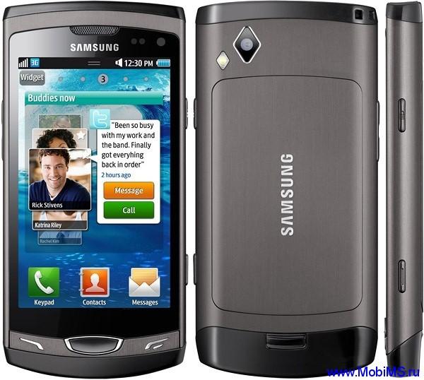 Официальная прошивка для Samsung Wave II S8530 - S8530XXLA1