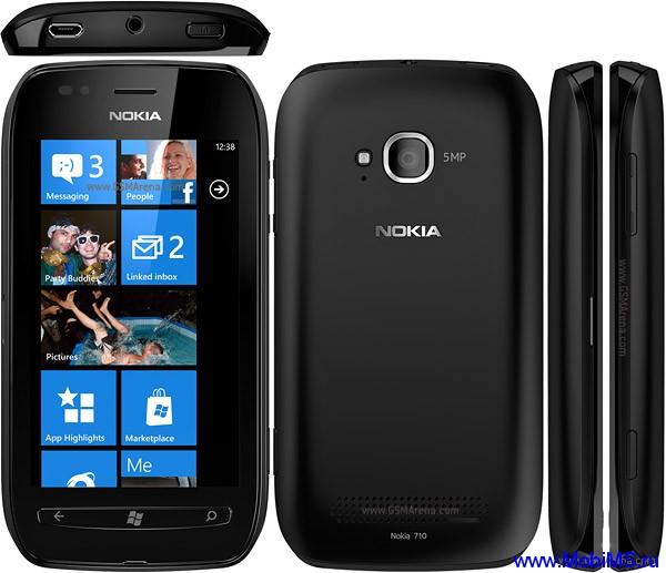 Прошивка v.12121 для Nokia Lumia 710 (RM-803)