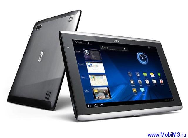 Официальная прошивка Android 4.0.3 ICS Acer A501 4.066.29 041.220.05 COM GEN1 для Acer Iconia Tab A501 (официальный релиз от 03.08.12)