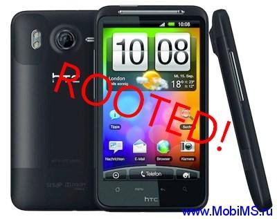 Получение ROOT на HTC Desire HD
