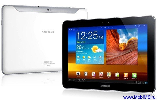 Прошивка (P7500XXLQ8 P7500OXALQ8 P7500XXLQ8 HOME) для Samsung Galaxy Tab 10.1 -  (OS 4.x)