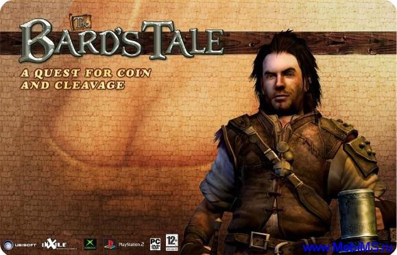 Игра The Bard's Tale версия 1.0 полностью русифицированный кэш: озвучка + текст для Android
