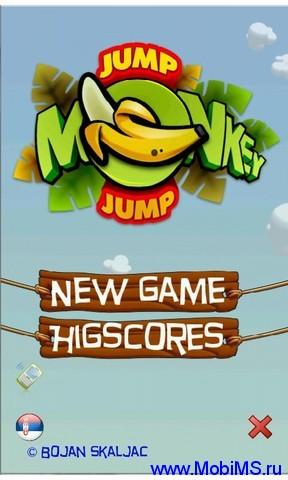 Игра Jump Monkey Jump, для Nokia Symbian^3 , Anna, Belle