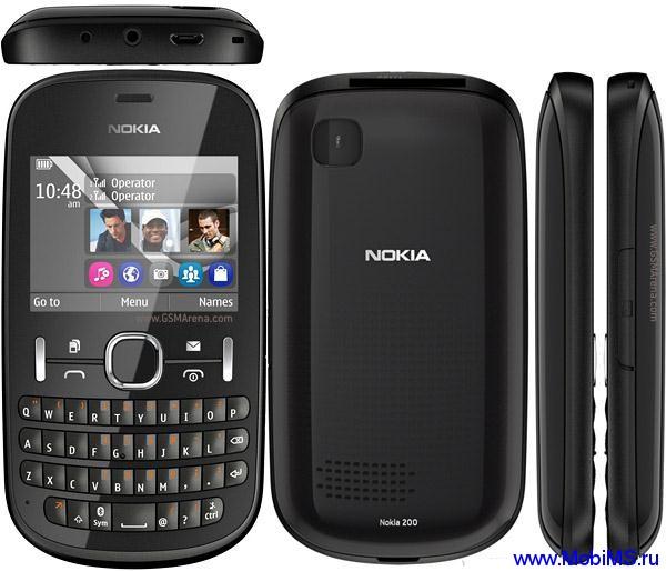 Nokia 200 rm 761 прошивка скачать