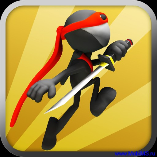Игра NinJump версия: 1.2.1 для Android