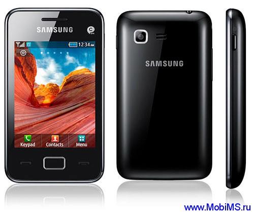 Прошивка S5222OXELAE для Samsung S5222 Star 3 DuoS