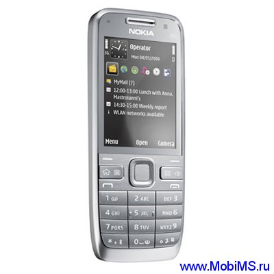 Прошивка для Nokia E52-1 RM-469 CODE 0578052 Russian-Belarus Metal Al EUROPE SW 091.003