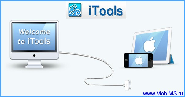 iTools 2012 Beta 0329 - доступ к файловой системе iDevice