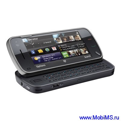 Прошивка для Nokia N97 RM-505 Gr.RUS sw-12.0.24