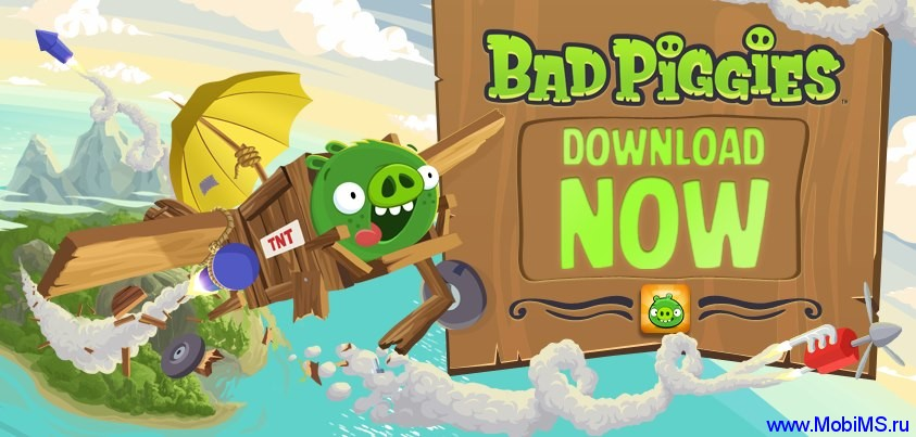 Игра Bad Piggies - RePack Version для Windows XP / Vista / Seven