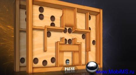 Игра Wooden Labyrinth 3D v.1.00 для Nokia