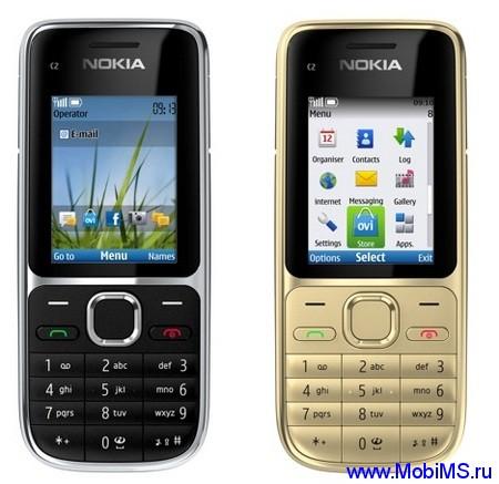 Прошивка для Nokia C2-01 RM-721 Gr_Rus sw 11.21