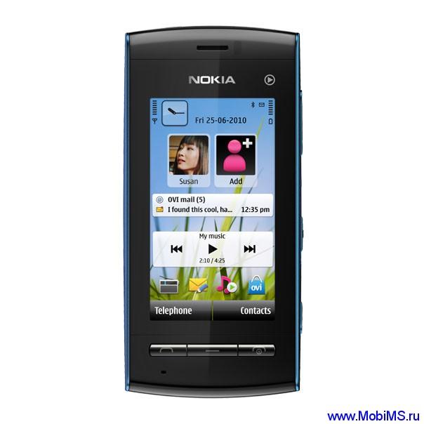 Как разобрать телефон Nokia 5250 для замены дисплея или корпуса