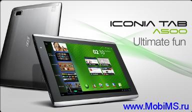 Драйвер USB для Iconia Tab A500/A501 Acer