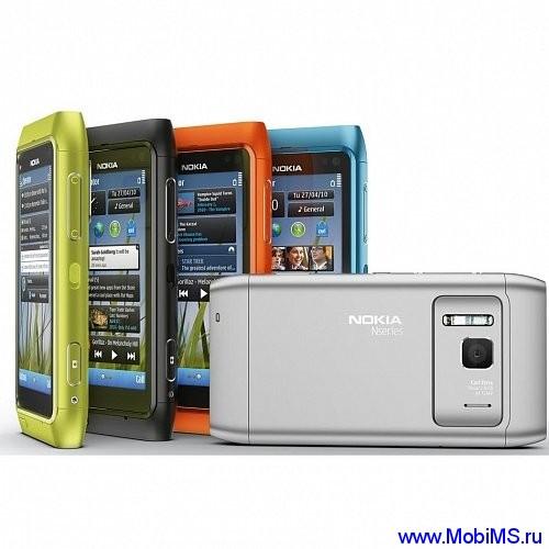 Прошивка для Nokia N8 RM-596 Gr.RUS v111.040.1511
