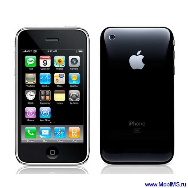 (iPhone1,2 3.1.3 7E18 Restore.ipsw) - Прошивка 3.1.3 для iPhone 3G